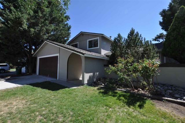 4475 Gorc Way, Reno, NV 89502 (MLS #190010756) :: NVGemme Real Estate