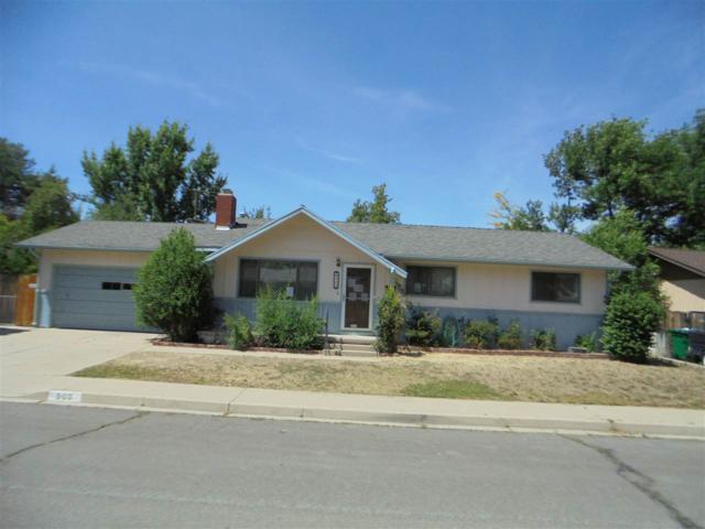 900 Carroll Dr, Carson City, NV 89703 (MLS #190010770) :: Harcourts NV1