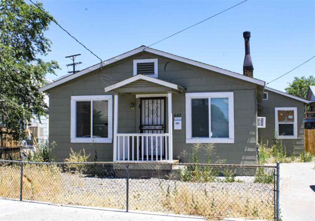 642 15th Street, Sparks, NV 89431 (MLS #190010785) :: NVGemme Real Estate