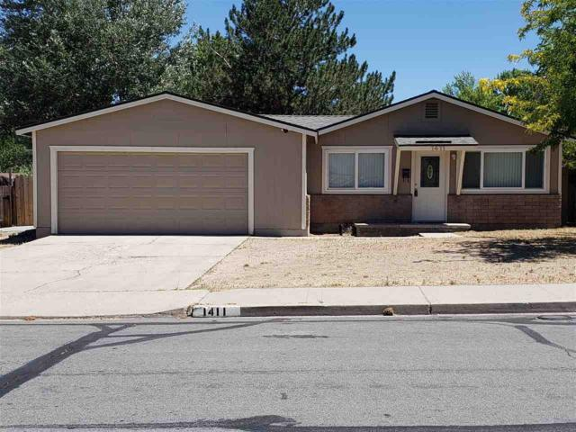 1411 Stanford Drive, Carson City, NV 89701 (MLS #190010850) :: Theresa Nelson Real Estate