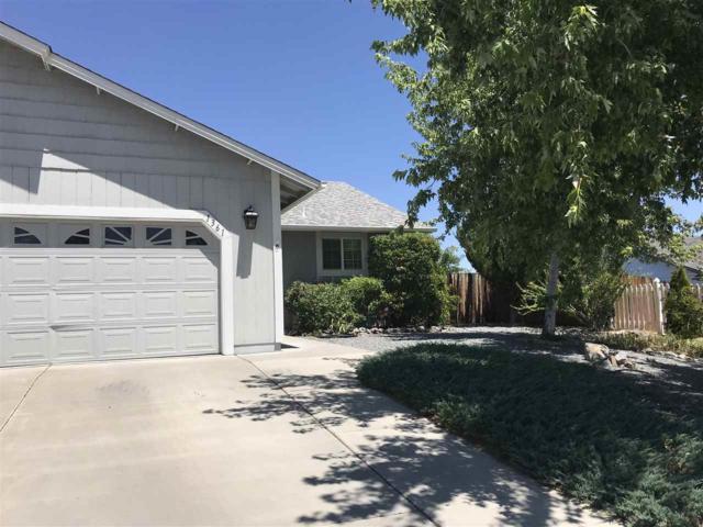1361 Nightingale, Sparks, NV 89441 (MLS #190010855) :: NVGemme Real Estate