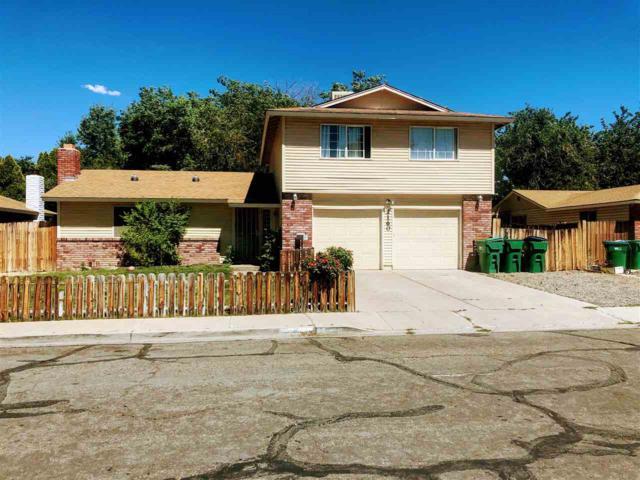 2160 Matteoni, Sparks, NV 89434 (MLS #190010868) :: Chase International Real Estate
