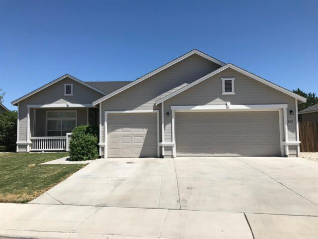 382 Cook Way, Fernley, NV 89408 (MLS #190010892) :: Chase International Real Estate