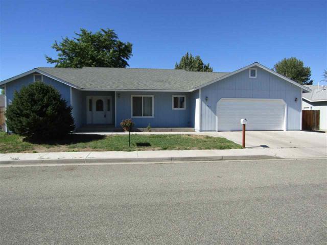 412 Kathy Ave., Yerington, NV 89447 (MLS #190010898) :: Ferrari-Lund Real Estate