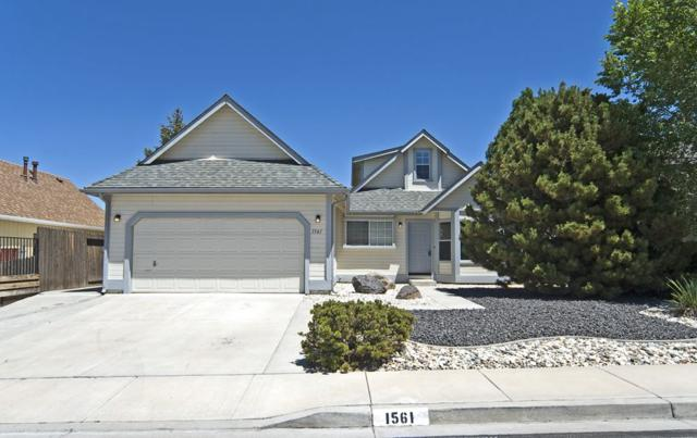 1561 Walker Drive, Carson City, NV 89701 (MLS #190010936) :: Ferrari-Lund Real Estate