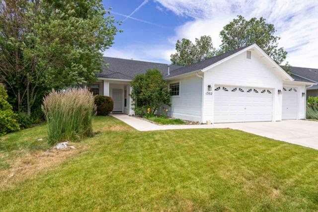 1352 Guiness, Gardnerville, NV 89410 (MLS #190010941) :: The Mike Wood Team