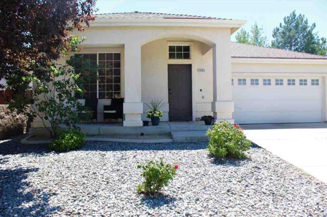 1445 Shadowridge Dr, Carson City, NV 89706 (MLS #190010946) :: NVGemme Real Estate