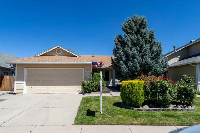 1584 Reno View Drive, Reno, NV 89523 (MLS #190010948) :: Chase International Real Estate