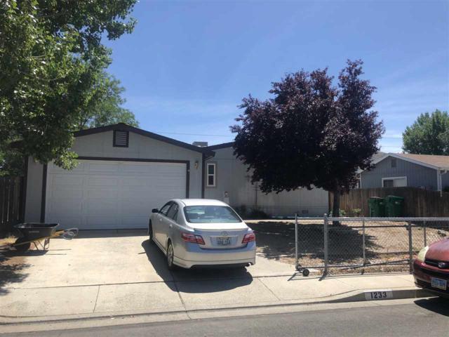 1233 Spartan Avenue, Carson City, NV 89701 (MLS #190010961) :: NVGemme Real Estate