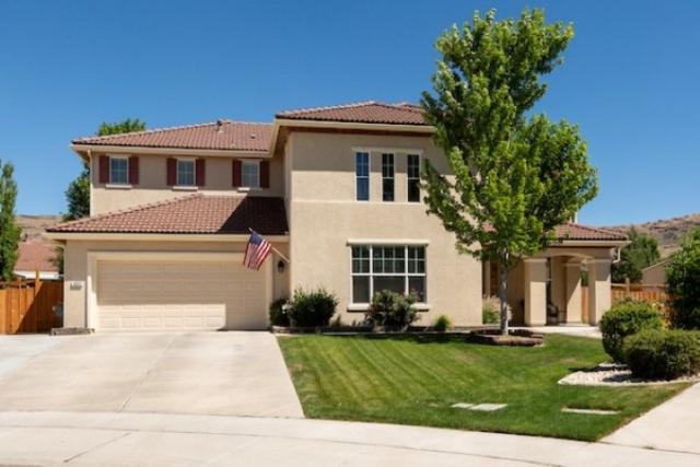 4351 Kyle Scott Ct., Sparks, NV 89436 (MLS #190010972) :: NVGemme Real Estate