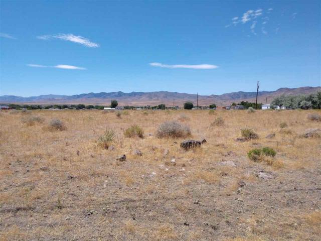 5025 Cheyenne Trail, Stagecoach, NV 89429 (MLS #190011032) :: Chase International Real Estate