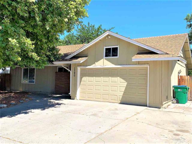 1790 Vance Way, Sparks, NV 89431 (MLS #190011045) :: NVGemme Real Estate