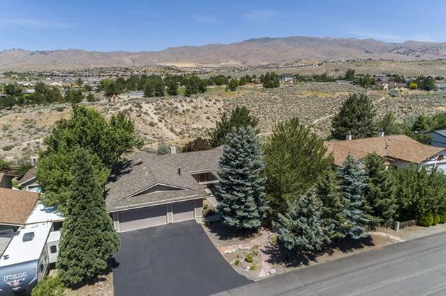 255 Mountain Ridge Road, Reno, NV 89523 (MLS #190011068) :: Chase International Real Estate