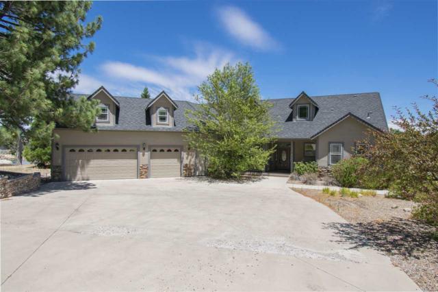 193 Taylor Creek Road, Gardnerville, NV 89460 (MLS #190011076) :: Harcourts NV1