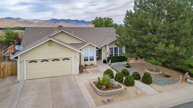 122 Pebble Dr, Dayton, NV 89403 (MLS #190011096) :: Chase International Real Estate