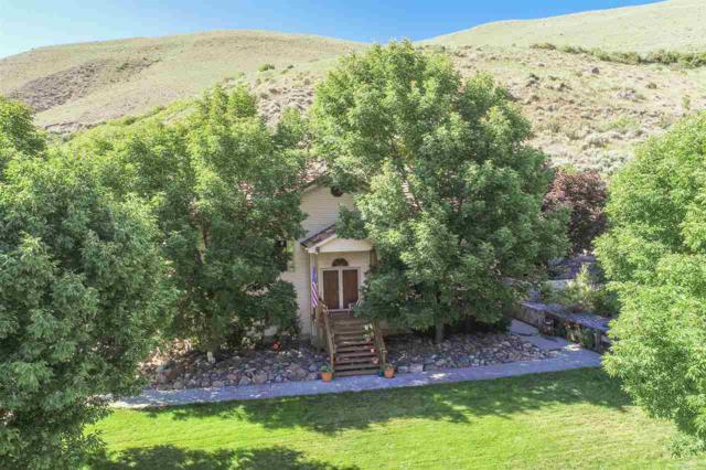 3460 Mario Road, Reno, NV 89523 (MLS #190011097) :: NVGemme Real Estate
