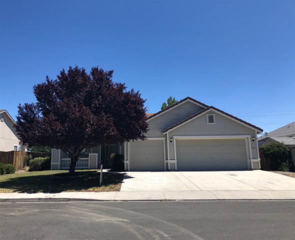979 Cold Water Drive, Fernley, NV 89408 (MLS #190011138) :: Chase International Real Estate