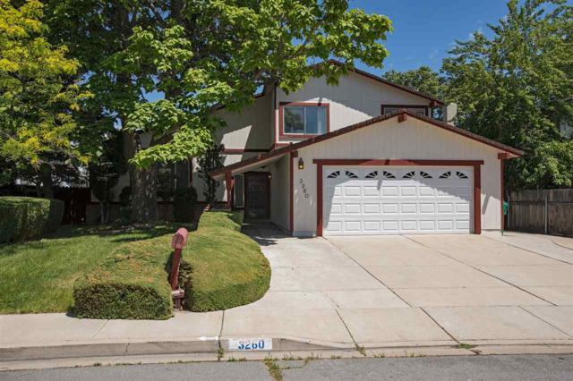 3260 Wilma Dr., Sparks, NV 89431 (MLS #190011147) :: NVGemme Real Estate