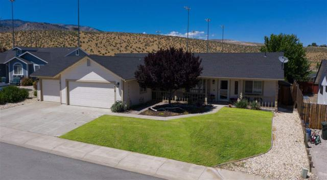 818 Overview Ct., Carson City, NV 89705 (MLS #190011165) :: Mendez Home Team