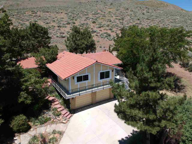 2 Dagget Drive, Carson City, NV 89703 (MLS #190011184) :: NVGemme Real Estate