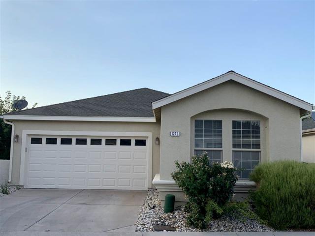 1242 Quail Run, Carson City, NV 89701 (MLS #190011218) :: Ferrari-Lund Real Estate