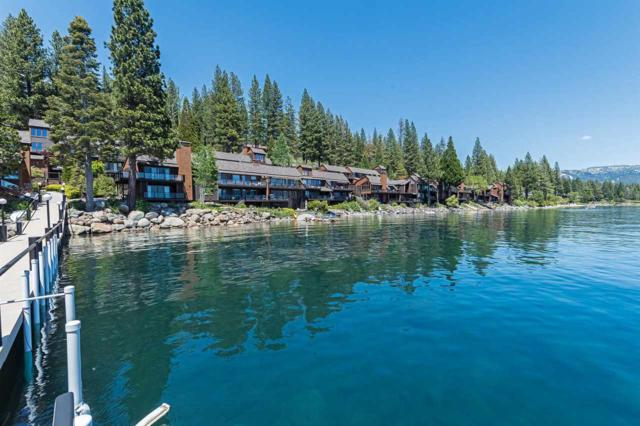 501 Lakeshore Blvd #15 #15, Incline Village, NV 89451 (MLS #190011229) :: The Mike Wood Team