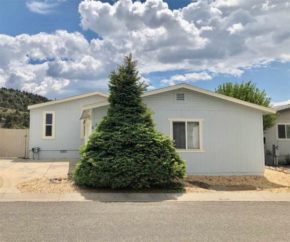 229 Mark Street, Gardnerville, NV 89410 (MLS #190011259) :: Harcourts NV1