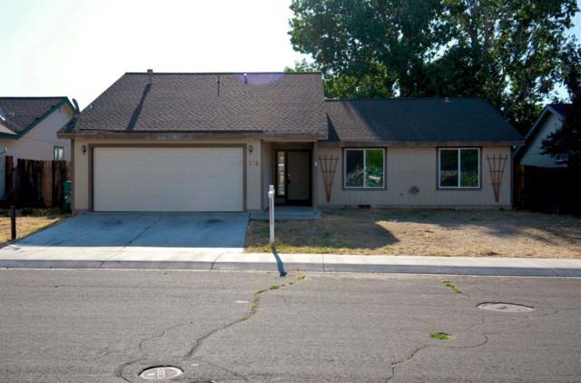 156 Rosecrest Dr., Fernley, NV 89408 (MLS #190011267) :: NVGemme Real Estate
