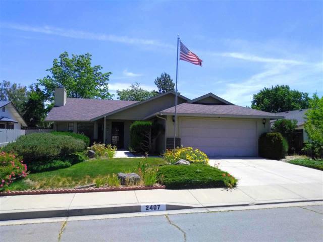 2407 Diane Drive, Carson City, NV 89701 (MLS #190011291) :: NVGemme Real Estate
