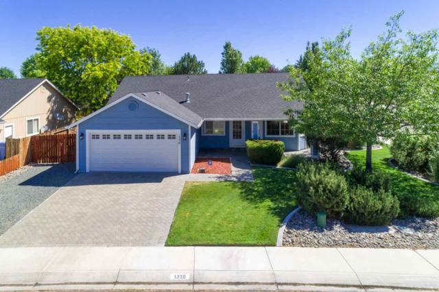1330 Granborough Drive, Gardnerville, NV 89410 (MLS #190011316) :: Theresa Nelson Real Estate