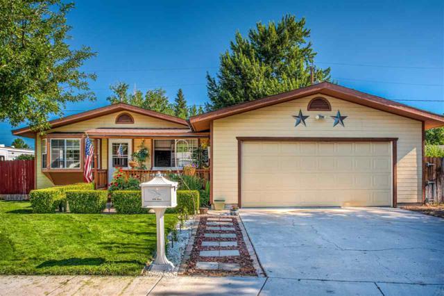 1342 Toiyabe Ave, Gardnerville, NV 89410 (MLS #190011323) :: Theresa Nelson Real Estate