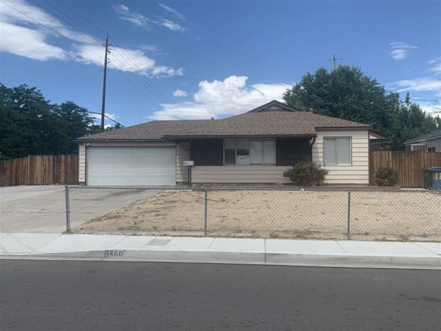 1460 Russell Way, Sparks, NV 89431 (MLS #190011329) :: Vaulet Group Real Estate
