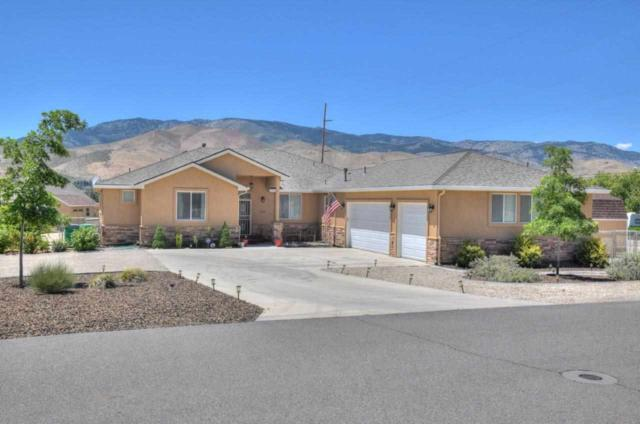 4320 Northview, Carson City, NV 89701 (MLS #190011460) :: Chase International Real Estate