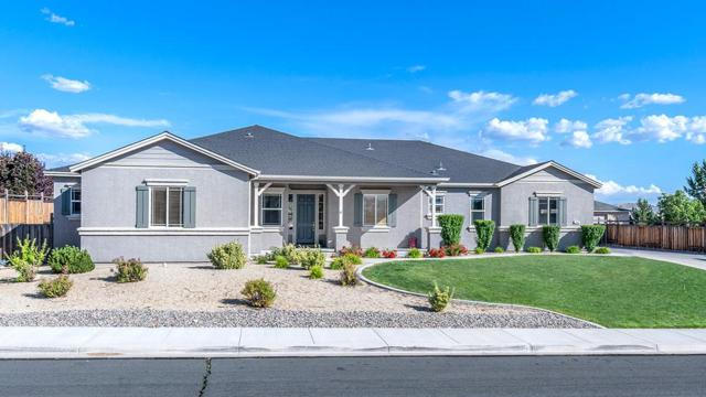 340 Sunset Springs Lane, Sparks, NV 89441 (MLS #190011546) :: Chase International Real Estate