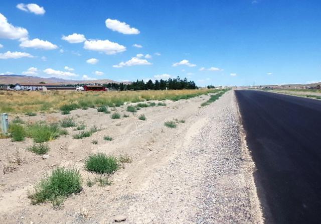 8450 Us Highway 50, Stagecoach, NV 89429 (MLS #190011671) :: NVGemme Real Estate