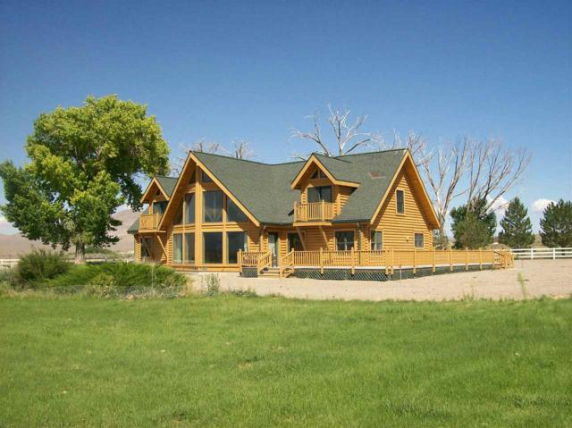 250 Olson Ranch Road, Smith, NV 89430 (MLS #190011673) :: The Mike Wood Team