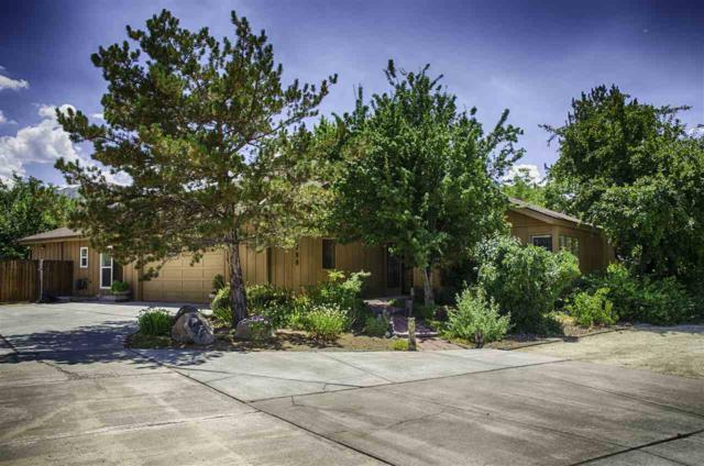 3790 W Hidden Valley, Reno, NV 89502 (MLS #190011676) :: Ferrari-Lund Real Estate