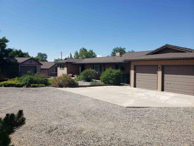 4030 Woodcock Way, Washoe Valley, NV 89704 (MLS #190011687) :: Chase International Real Estate