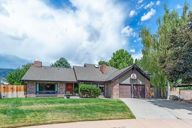 1720 Malaga, Carson City, NV 89703 (MLS #190011716) :: Chase International Real Estate