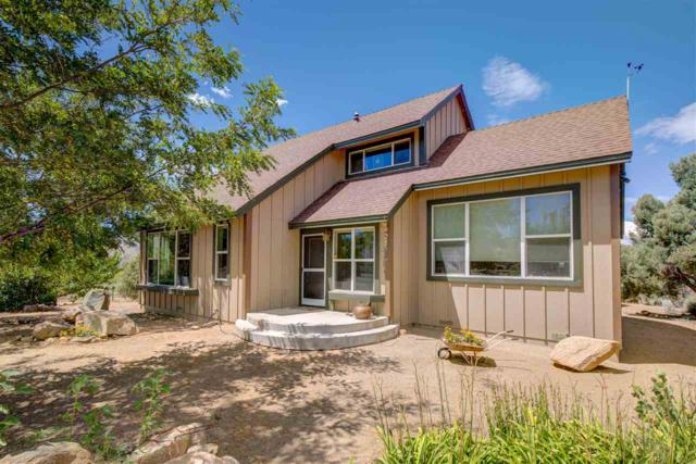700 Eastside Road, Coleville, Ca, CA 96107 (MLS #190011722) :: Chase International Real Estate
