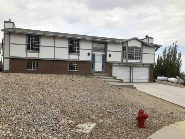 2306 Juniper Ct, Tonopah, NV 89049 (MLS #190011941) :: Ferrari-Lund Real Estate