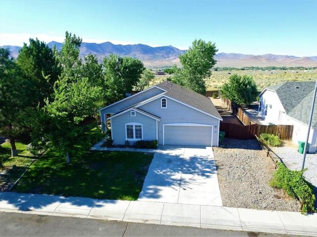 108 Elkhorn Dr., Dayton, NV 89403 (MLS #190011942) :: Chase International Real Estate