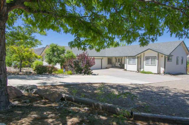 1570 S Deer Run Road, Carson City, NV 89701 (MLS #190011957) :: Chase International Real Estate