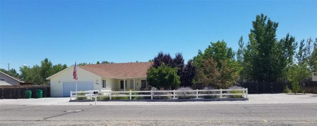 2855 Elizabeth Parkway, Fallon, NV 89406 (MLS #190012004) :: Chase International Real Estate