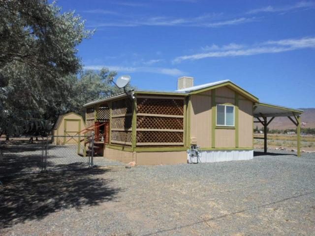 8595 Scenic Avenue, Stagecoach, NV 89429 (MLS #190012089) :: NVGemme Real Estate