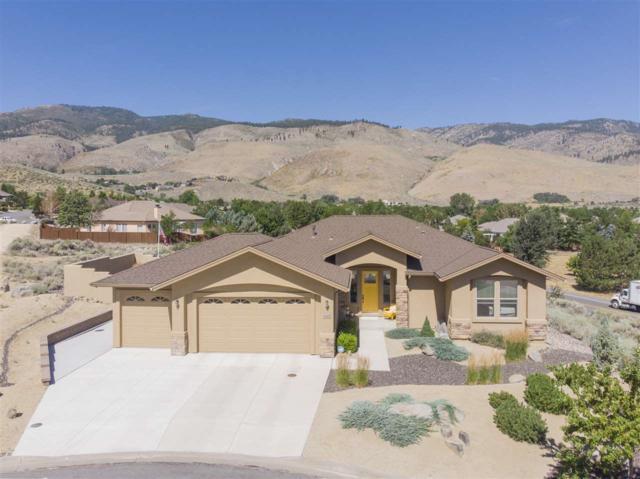 2210 Canterbury Ln., Carson City, NV 89703 (MLS #190012124) :: Chase International Real Estate