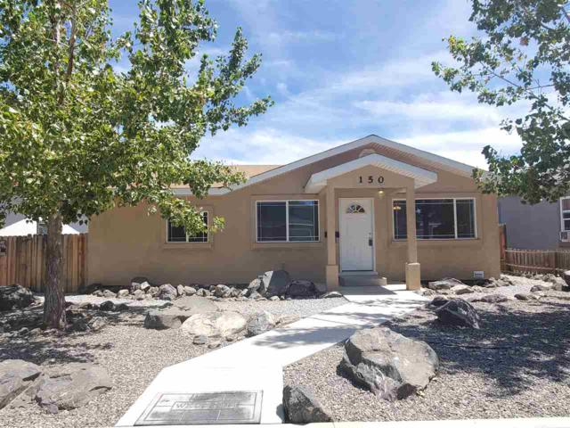 150 N Broadway, Fallon, NV 89406 (MLS #190012126) :: Joshua Fink Group