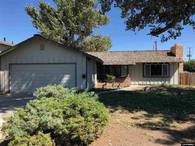110 Taylor Street, Fallon, NV 89406 (MLS #190012195) :: Chase International Real Estate