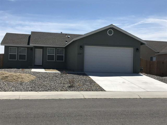 1247 Deerfield Drive, Fallon, NV 89406 (MLS #190012199) :: Chase International Real Estate