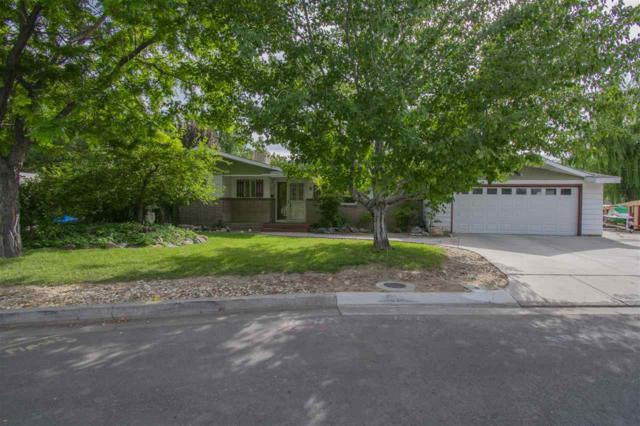 8 Sierra Circle, Carson City, NV 89703 (MLS #190012232) :: Chase International Real Estate